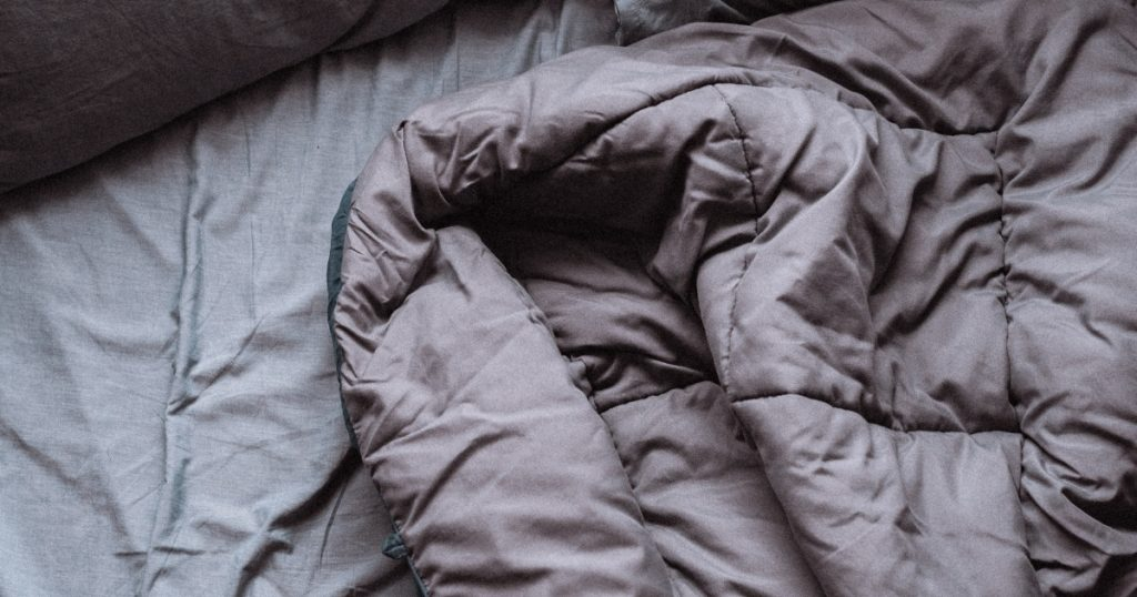 an image of the best weighted blanket