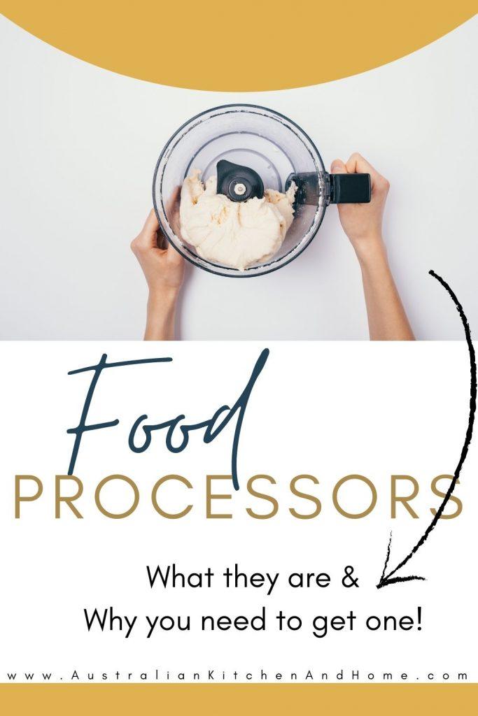 best food processor australia