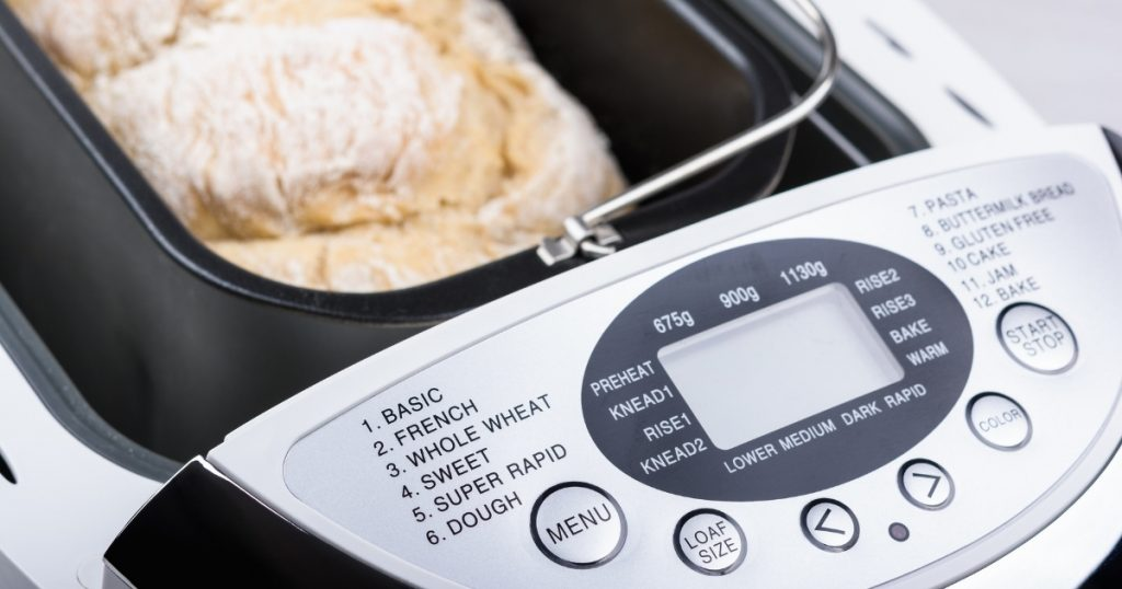 an image of the best bread maker